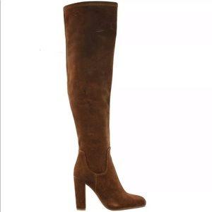 Tony Bianco thigh high boots